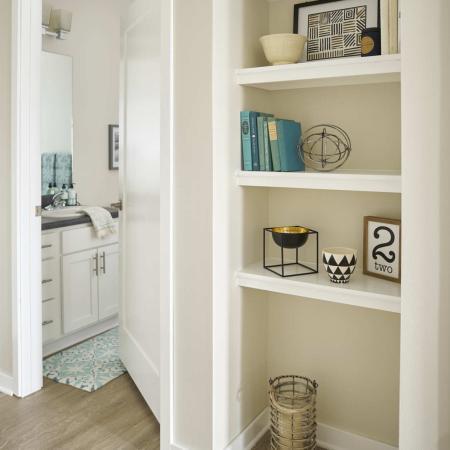 Spacious Hallway | Apartments in Des Moines, Iowa | Cityville I