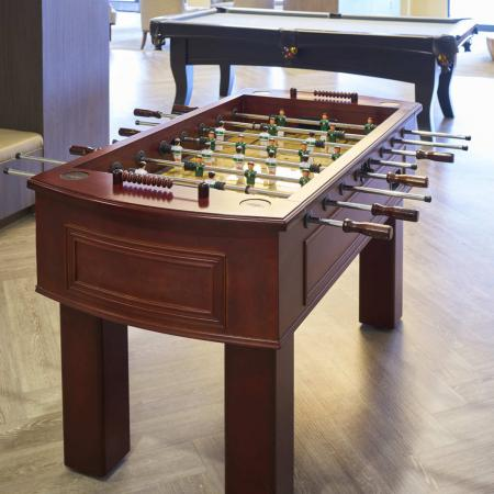 Community Game Room | Apartments for rent in Des Moines, Iowa | Cityville I