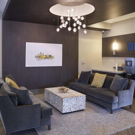 Spacious Community Club House | Des Moines Iowa Apartments For Rent | Cityville I