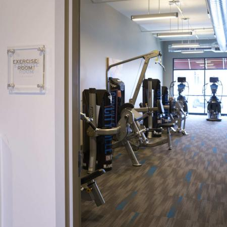 State-of-the-Art Fitness Center | Apartment Homes in Des Moines, Iowa | Cityville I