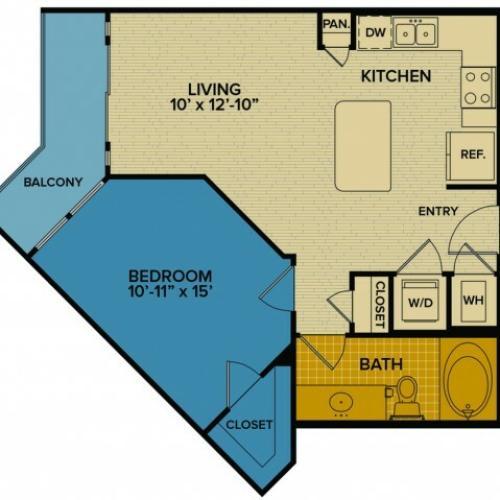 A15 Floor Plan