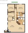 Three Bedroom Floor Plan Image