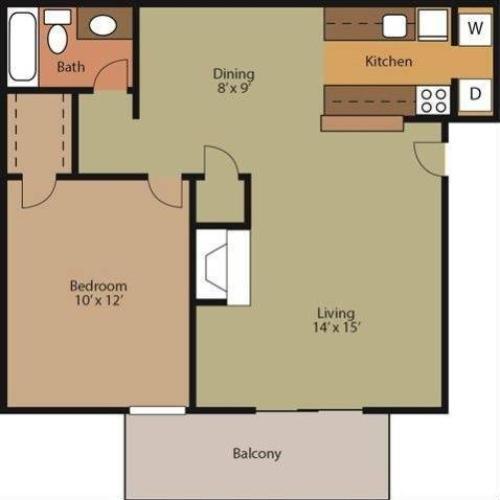 Spring Floor Plan Image