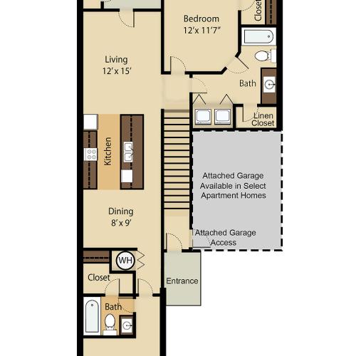 Newport 2 Floor Plan Image