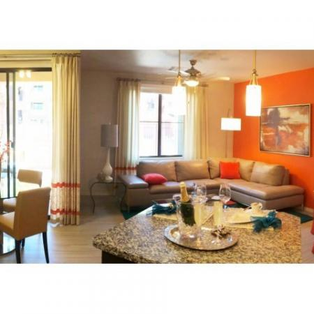 Spacious Dining Room | Liv Ahwatukee Apartments