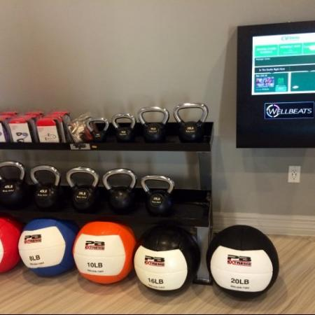 Cutting Edge Fitness Center | Liv Ahwatukee Apartments