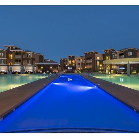 Resort Style Pool | Liv Ahwatukee Apartments