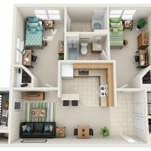Pembroke Pointe Apartments