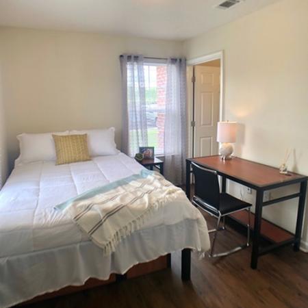 Upgraded Deluxe Bedroom