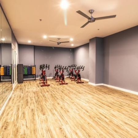 fitness center emory apartment