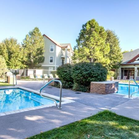 csu rental property with pool
