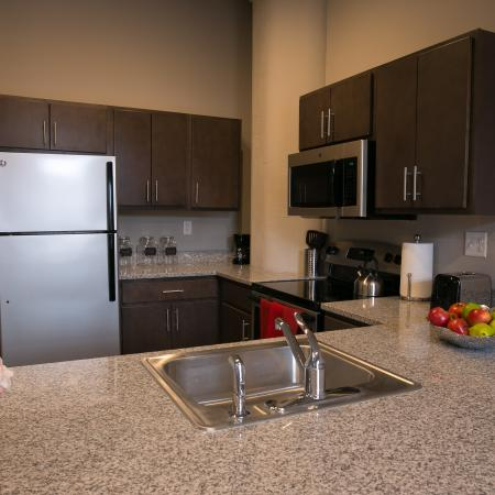 State-of-the-Art Kitchen | Edge Union Station