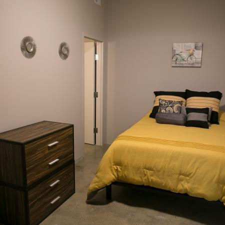 Spacious Bedroom | Edge Union Station