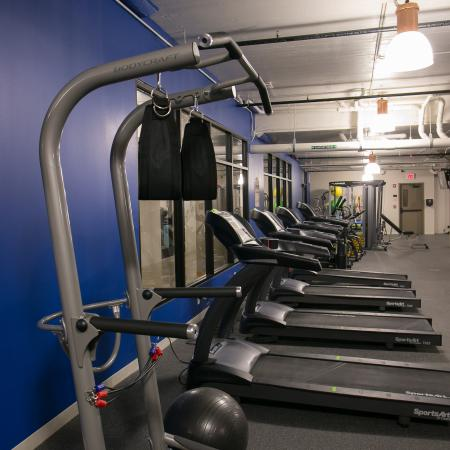 Cutting Edge Fitness Center | Edge Union Station