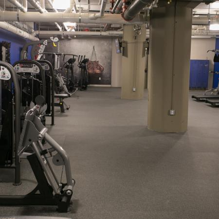 On-site Fitness Center | Edge Union Station