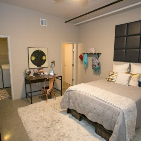 Spacious Master Bedroom | Edge Union Station