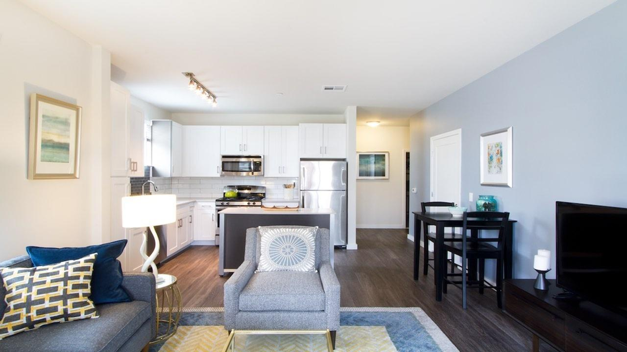 Natick Apartments Gallery | Modera Natick Center