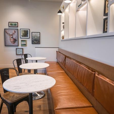 Social Seating | Modera South Lake Union