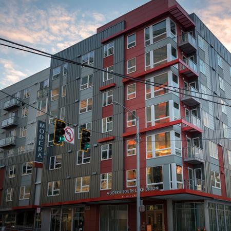 Brand New Seattle Apartment Homes | Modera South Lake Union