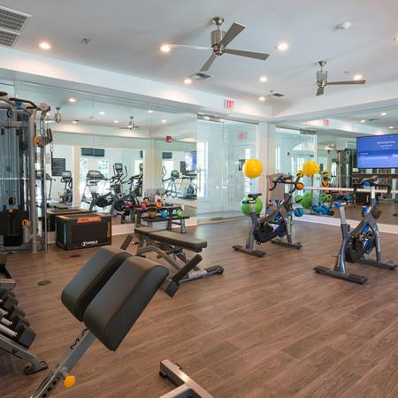 Full-Service Fitness Center | Alister Quincy