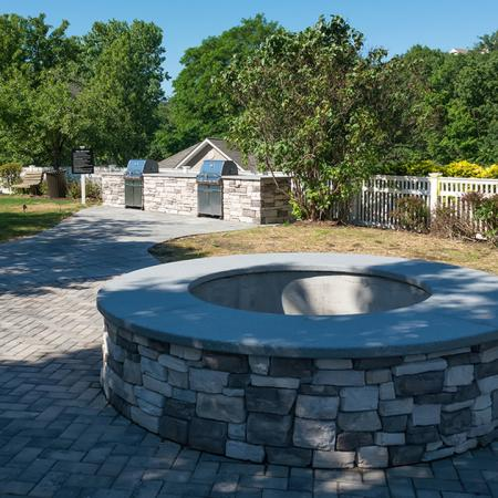 Outdoor Firepit | Alister Quincy