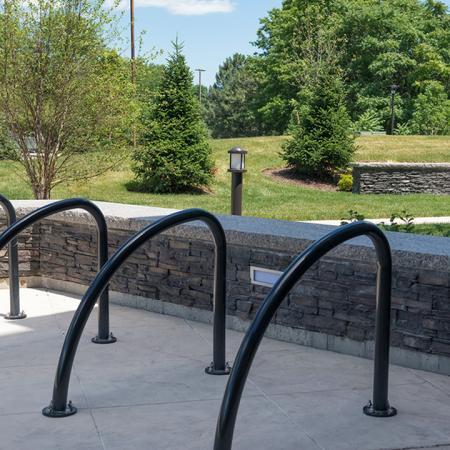 Community Bike Racks | Modera Medford