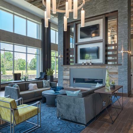 Community Clubroom | Modera Medford