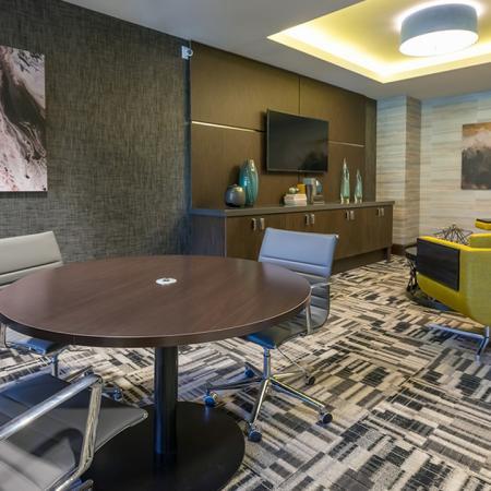 Business Lounge | Modera Medford