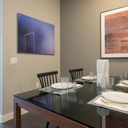 Separate Dining Area | Modera Medford