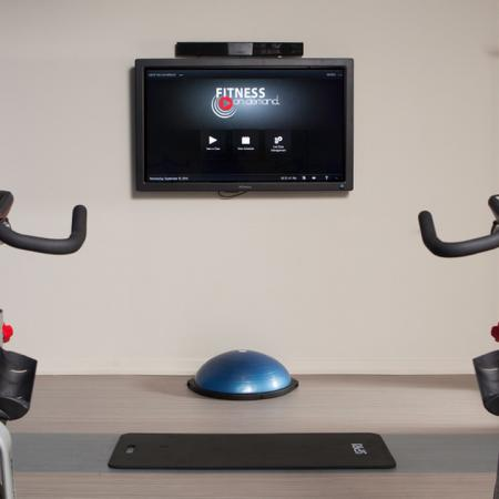 Fitness On Demand in Fitness Studio | Skye at Belltown