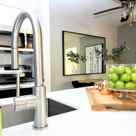 State-of-the-Art Kitchen | Studio Apartments in Columbia MD | Alister Town Center Columbia
