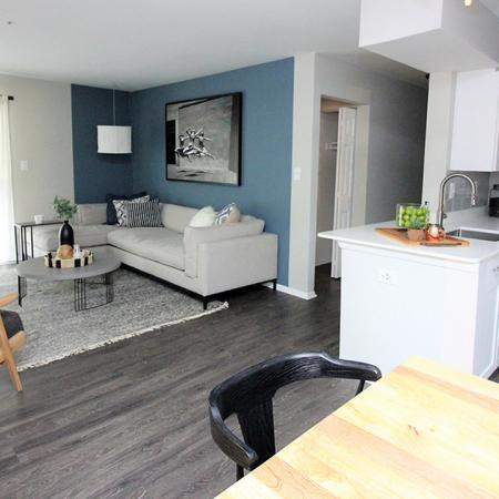 Elegant Living Room | Apartments Columbia MD | Alister Town Center Columbia