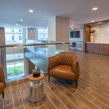 Gourmet Coffee Bar in our Clubhouse | Modera Hopkinton