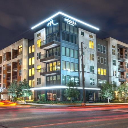 Ideal North Dallas Location | Modera Near the Galleria