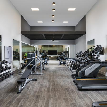Newly Redesigned Fitness Center | Alister Columbia