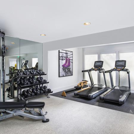 State-of-the-Art Fitness Center | Apartments in Columbia MD | Alister Town Center Columbia