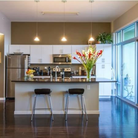 Elegant Kitchen | One East Tucson