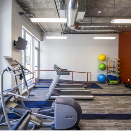 State-of-the-Art Fitness Center | One West Broadway