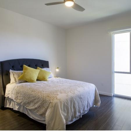 Spacious Bedroom | One West Broadway