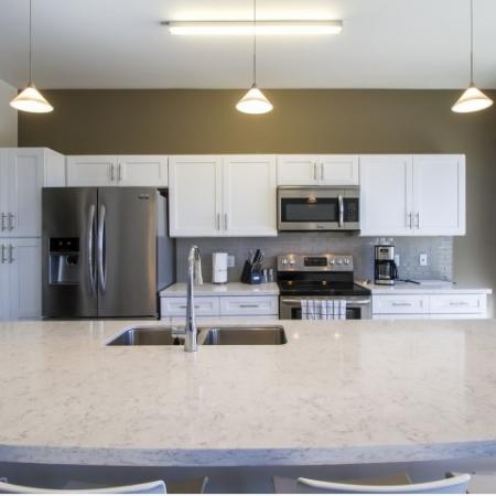 State-of-the-Art Kitchen | One West Broadway