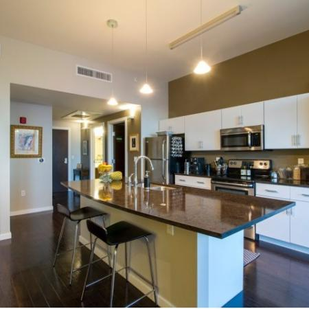 State-of-the-Art Kitchen | Tucson Arizona Luxury Apartments | One East Broadway Corporate