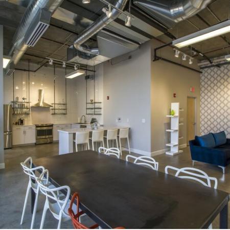 Spacious Resident Club House | Luxury Apartments Tucson AZ | One East Broadway Corporate