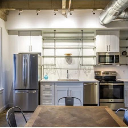 Modern Kitchen | Apartment Community in Tucson | Two East Congress