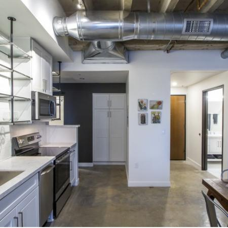 Spacious Kitchen | Apartment Community in Tucson | Two East Congress