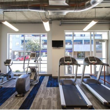 State-of-the-Art Fitness Center | Apartment Community in Tucson | Two East Congress