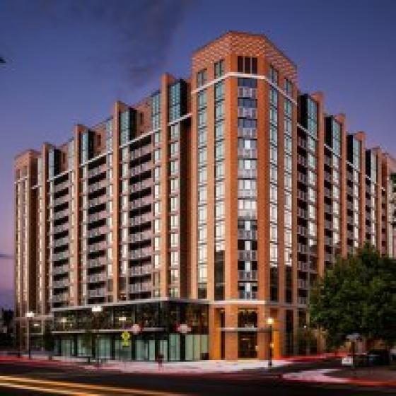 Luxury Apartments in Arlington VA | Exterior