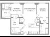 3 Bedroom Apartments in Arlington VA   Henderson Park 2